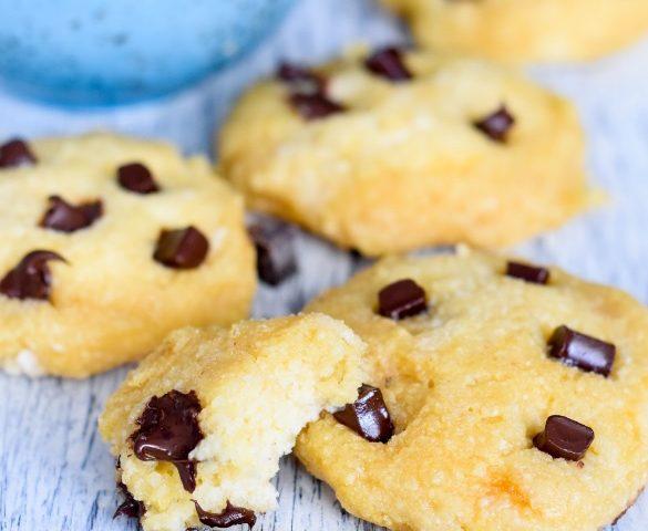 proteine koekje uit de magnetron