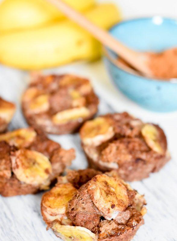 volkoren monkey bread muffins gezond
