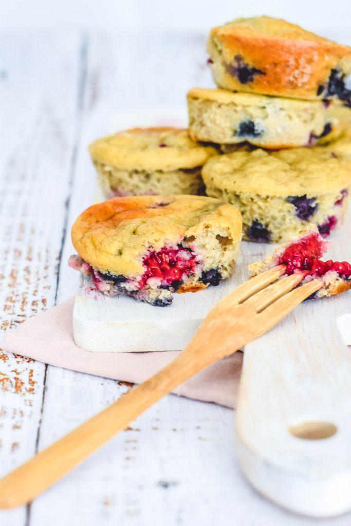 gezonde baby muffins