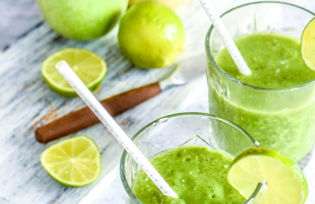 spinazie avocado smoothie