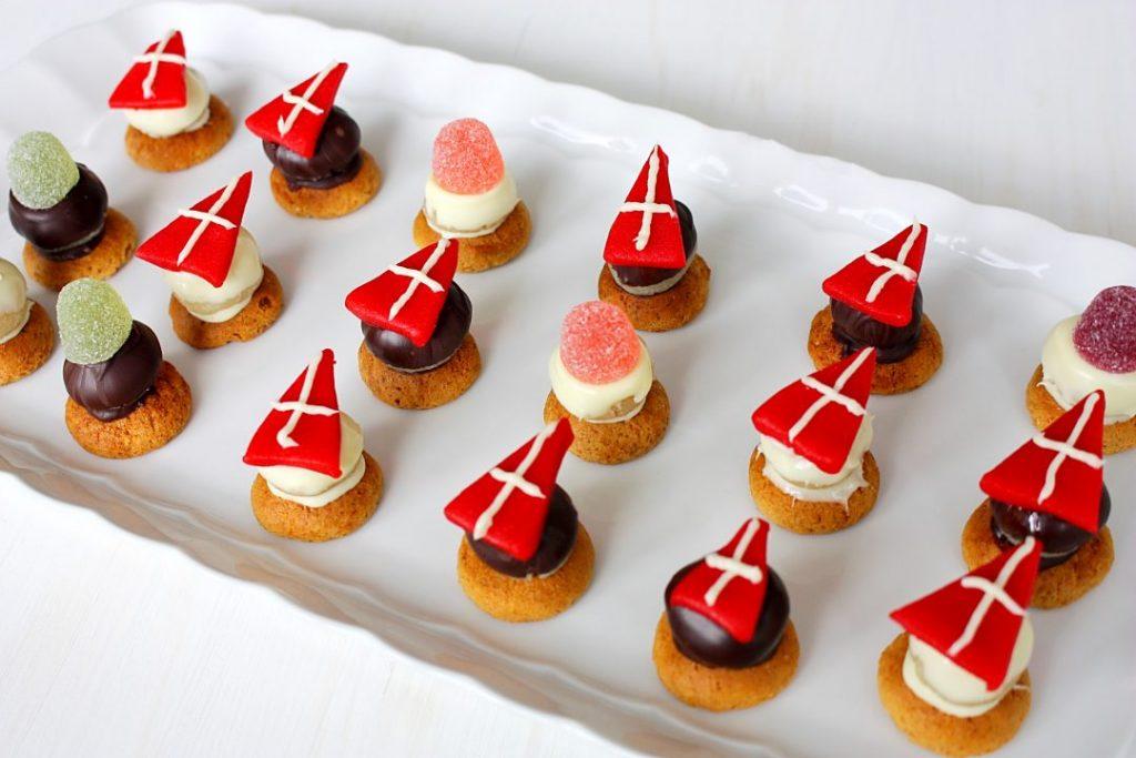Silvies Kitchen Sinterklaas petit fours
