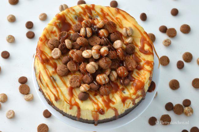 bettyskitchen Sinterklaas cheesecake