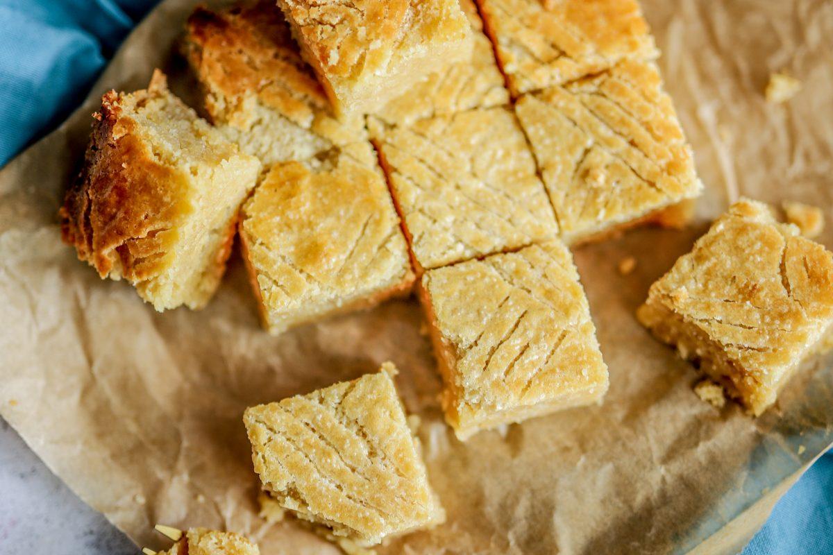 Suikervrije boterkoek
