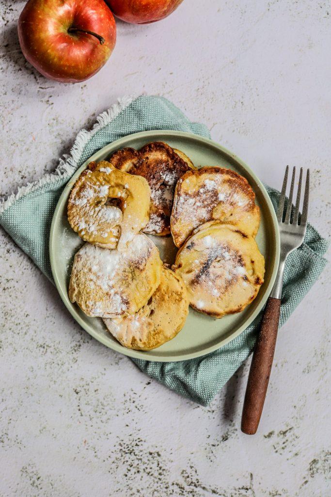 appel pannenkoekjes